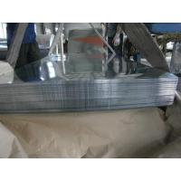China Big Spangle For Outer Walls Hot Dipped Galvanized Zinc Steel Sheet / Sheets on sale