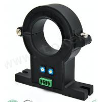 Buy cheap CE ROHS Hall Effect Transmitter Split Core Type 40 - 1000hz from wholesalers