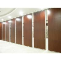 China Sliding Door Operable Office Partition Walls Top Hanging System wholesale