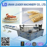 China Automatic machinery Grain bar      in crain snack machine wholesale