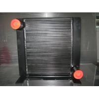 China Black Plate Fin Brazing Hydraulic Oil Heat Exchanger for Excavator / vibratile Roller wholesale