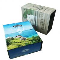 Cardboard, Paper Board Wine Packaging Boxes with Embossing, Hot Stamping, Varnishing