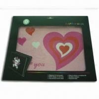 China Laptop Skin, Measures 12.2 x 8.3cm, Non-stick Dirt, Available in 14-design wholesale