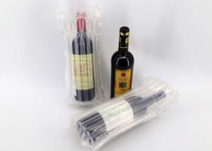 China 415mm Length 240mm Width Air Cushion Bag For Wine Bottle wholesale