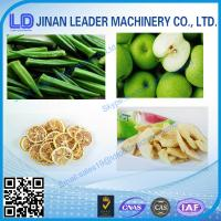 China Fruit and vegetable chips      Production Line wholesale