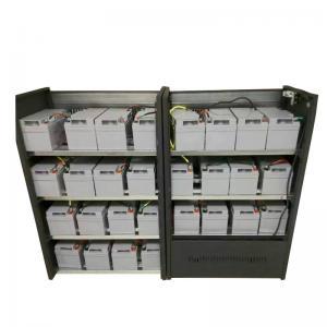 China Battery Cabinet For Ups Battery 32pcs 12V 100AH Inverter Battery Cabinet wholesale