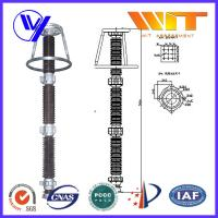 China 444KV Extra High Voltage Substation Lightning Arrester with ISO9001 Certified wholesale
