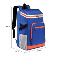China Multi Functional Leisure Backpacks , Badminton Bag With Shoe Compartment wholesale