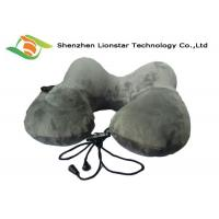 Anti Static U Shaped Neck Pillow Provides ReliefFor Travel / Home Neck Pain