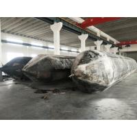 China 6 Layers Marine Rubber Airbag Boat Lift Float Bags For Indonesian Shipyards wholesale