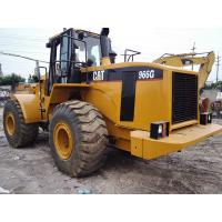 China Used CAT Wheel Loader 966G on sale