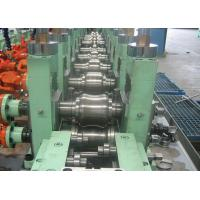 China 75KW Straight Seam Welded Stainless Steel Tube Mill VZH-32 0.5 - 1.75 mm For Gas Pipes wholesale