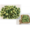 China Halal Certifiacte Yellow Wasabi Green Peas Snack OEM Retailer Bags wholesale