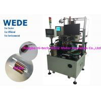 China Auto Ferrite Core Insertion Coil Winding Machine For Miniature Circuit Breaker wholesale