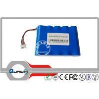 China Toy / Instrument 18650 Lithium Iron Battery Pack Of Panasonic 3400mah Li-Ion Battery wholesale