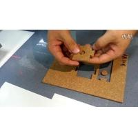 China transformer electric cork gasket flatbed cutter table plotter cutting making machine on sale