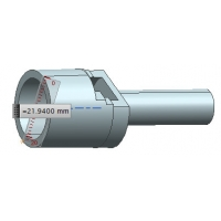 Buy cheap ISO5356-1-22mm Gauge For Testing Anaesthetic And Respiratory Equipment from wholesalers