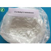 Buy cheap 99% Purity White Steroid Powder 17a-Methyl-1-testosterone for Bodybuilding 65-04-3 from wholesalers