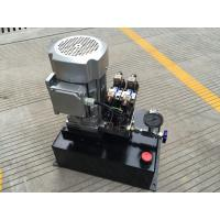 Quality Industrial CNC Machine AC Hydraulic Power Units with Pressure Gauge for sale