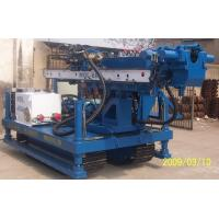 Buy cheap MD-60C Water Power Station Crawler Drilling Rig Full hydraulic power head from wholesalers