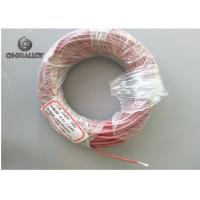 Buy cheap 300V Rated Voltage Fiberglass Insulated silicon rubber cable NiCr Heating Wire from wholesalers