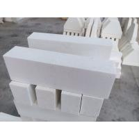 China Bulk Density 3.5 - 3.9 G/Cm3 Refractory Fire Bricks Fused Cast Refractory Anchor Brick wholesale