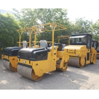 China Lutong Ltc3b Small Double Drum 21kw 3 Ton Road Roller wholesale