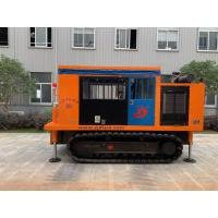 Buy cheap CPT Full Hydraulic Cabin Engineering Cone Penetration Test Apparatus Reliable from wholesalers