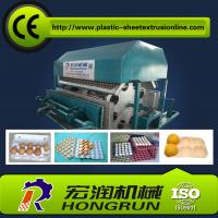 Quality Paper egg tray making machine , Fully Automatic Egg Tray Machine for sale