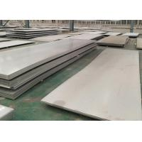 China Hot Rolled 316L Stainless Steel Plate 10mm 8mm 6mm Thickness wholesale