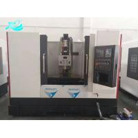 China QH-V Making Milling CNC Tapping Machine QH-V6 X Y Z Axis Travel 600*400*450mm wholesale
