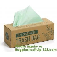 China Home Compostable Eco Green Bioplastic Food Storage Resealable PLA Bags,Food, Gift, Household, Restaurant, Store, Grocery wholesale