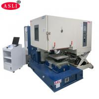 China Climatic Single Door Thermal Temperature humidity Combined Vibration Test System Integrated wholesale