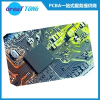China Telecom Quick Rigid-Flex Prototype with Reinforce PI | One Stop PCBA Solution wholesale