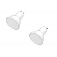 China Size 50*56mm Voltage 220V Dimmable Ra80 470LM Gu10 Smart Light wholesale