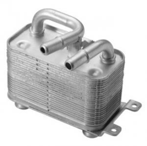 China Auto Air Compressor BMW Oil Cooler 17117534896 For BMW E60 E61 E62 E63 E64 wholesale