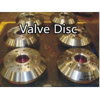 China CNC Machining Turning Milling Grinding Forged Forging Steel Gas Steam Turbine MSV/GV/CV/CRV Valve Discs Disks wholesale