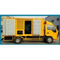 China 30 KW Truck Mounted Generator Sets 41KVA 4 Cylinder For Emergency Power wholesale