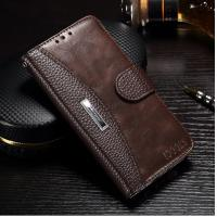 Press Print J3 Samsung Leather Wallet Case Vintage Litchi With Multi Colors