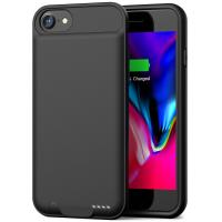 China Fast Rechargeable Phone Case Charging And Protection 2 In 1 For Iphone 6P Or 7P wholesale