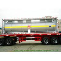 China 20FT / 30FT ISO Tank Container For Transport C9 Aromatics  20000L on sale