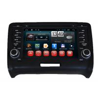Quality Audi TT Car GPS Navigation System Android Car DVD Player 3G WIFI SWC for sale