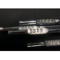 Quality ER5356 5 % Magnesium Aluminum Welding Rods High Versatility For AC TIG Welding for sale