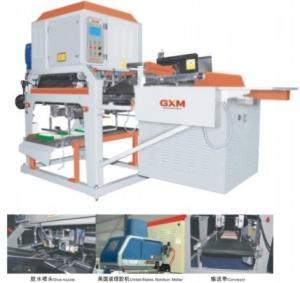 China automatic glue lid and tray corrugated shoe footwear carton box producing machine wholesale