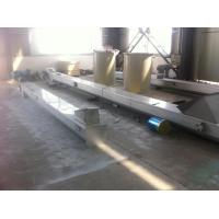Buy cheap Stainless Steel Shaft Screw Conveyor Wastewater Bar Screen For Material Handing from wholesalers