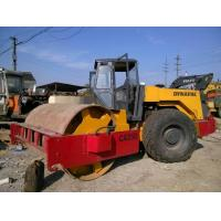 Quality Roller Vibratory Sheeps Foot Compactor/Used Dynapac Compactor Roller CA25D with Pad Foot for sale