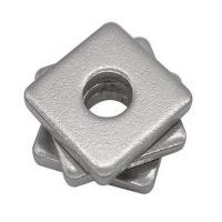 China Ring Gasket Square Flat Washers Prevent Loosening For Electrical Applications wholesale