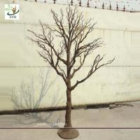 China UVG DTR15 Brown cheap artificial dry trees for wedding decoration table centerpiece wholesale