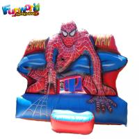 Buy cheap Public Indoor Party Inflatables / Commercial Bouncy Castles For Adults And Kids from wholesalers