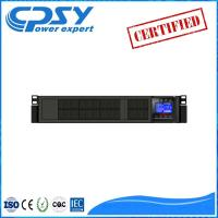 China High Frequency Online Home Rack Mount Ups , Uninterruptible Power Supply Rack Mountable wholesale